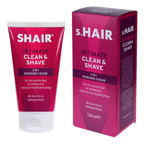 Clean & Shave 150 ml